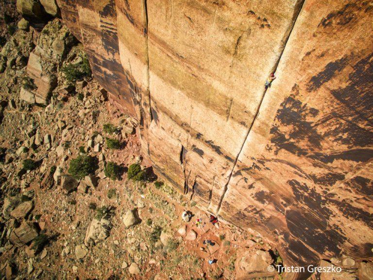 Kelly Halpin Climb