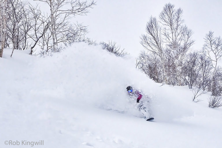 Kelly Halpin Snowboard