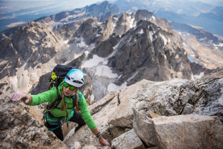 Kelly Halpin Mountain Athlete