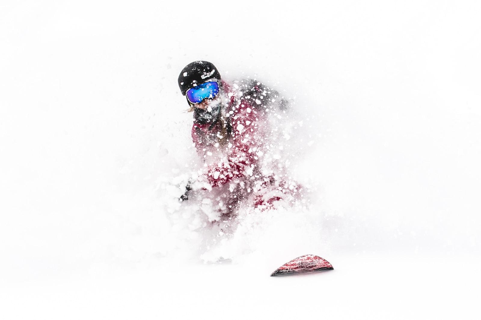 Kelly Halpin Snowboarding