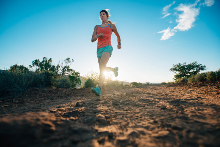 Moab Running Kelly Halpin