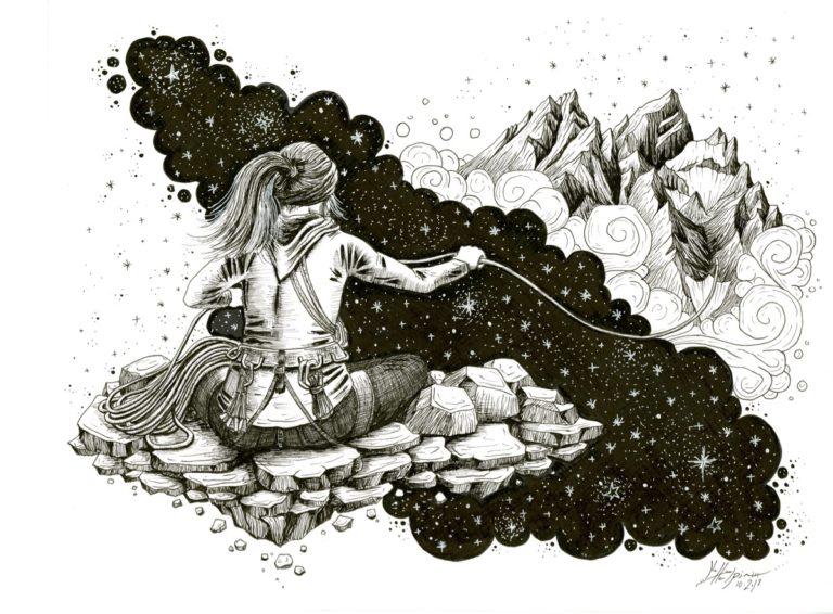 Dark Matter by Kelly Halpin