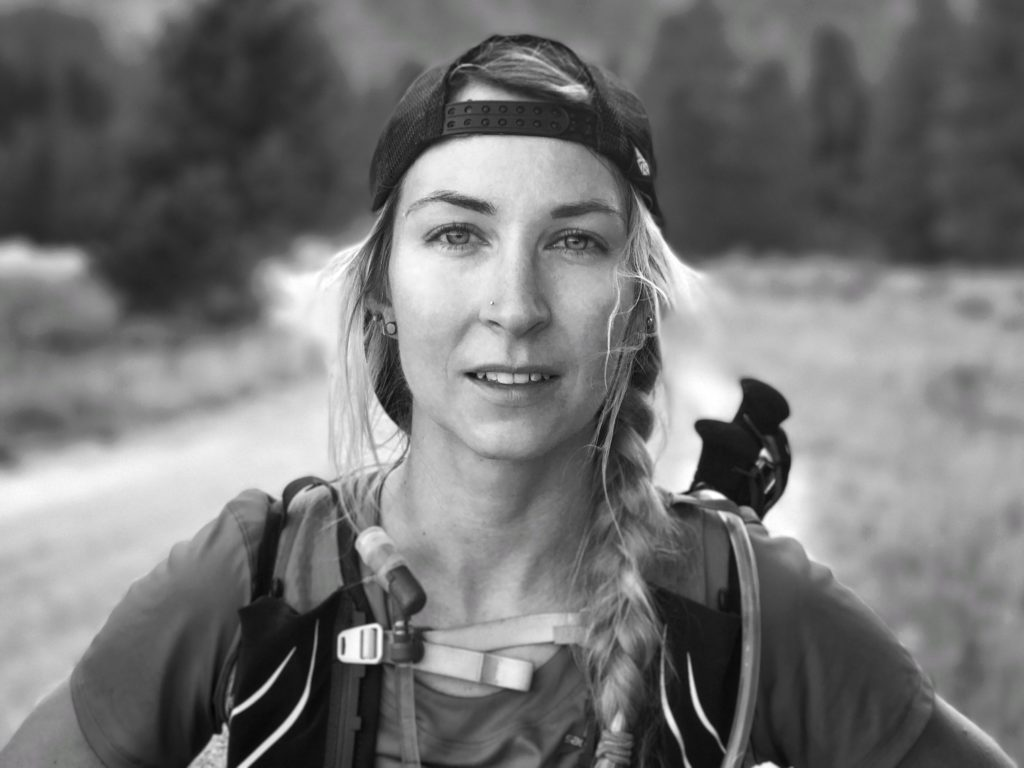 Kelly Halpin - Mountain Endurance Athlete